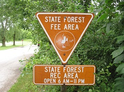 State Forest Recreational Area